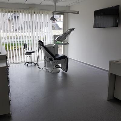 Travaux cabinet médical à Orléans réalisé par Mathieu Peinture