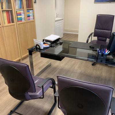 peinture et sol cabinet medical olivet (8)